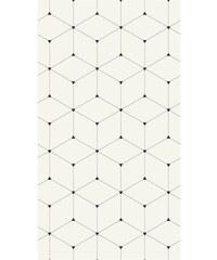 Lé papiers de Ninon Mani - Lé de papier peint - blanc