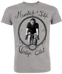 ArteCita Velo vintage - T-shirt - gris chine