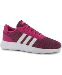 adidas Nike Air Max Classic BW Junior Girls Running Shoes Pink/White
