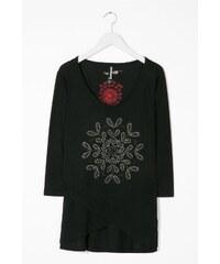 Desigual Maria - T-shirt - noir