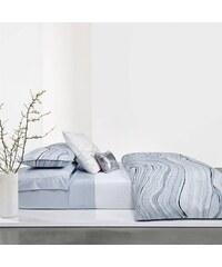 Calvin Klein Home Agate - Housse de couette - bleu