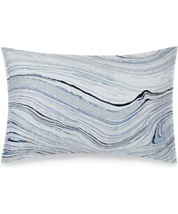 Calvin Klein Home Agate - Taie d'oreiller - bleu