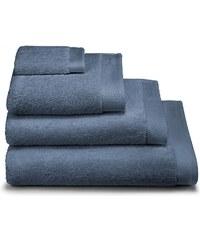 Calvin Klein Home Dolmite - Serviette de bain - bleu