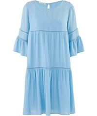 Promod Robe fluide - bleu