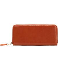 MANGO Brieftasche In Genarbter Optik