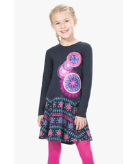 Desigual barevné dívčí šaty Annapolis