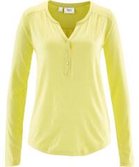 bpc bonprix collection Jerseyshirt in gelb für Damen von bonprix