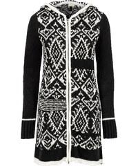 BODYFLIRT boutique Strickjacke in schwarz für Damen von bonprix