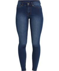CHEAP MONDAY Acid Washed Jeans mit Zippern High Spray