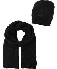 REPLAY Set aus Mütze und Schal