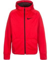 Nike Performance THERMA Trainingsjacke university red/anthracite