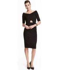 H&M Přiléhavé šaty