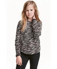 H&M Strukturovaně pletený svetr