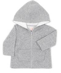 Sweatshirt gris clair