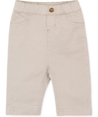 Pantalon Taille Élastique - Gris