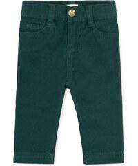 Pantalon Cinq Poches - Vert Pétrole