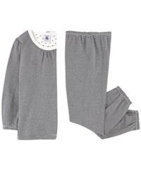 Petit Bateau 2-teiliger Schlafanzug mit Motiv