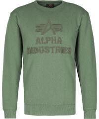 Alpha Industries Application Sweater sage green