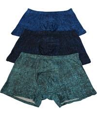 Solla Wenzel bambusové boxerky - 3ks L MIX