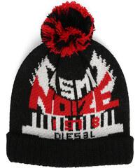 Mütze mit Quaste und Print Diesel Gol