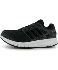adidas Nike Dart 10 Childrens Running Shoes Black/White