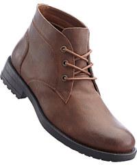bpc selection Bottines homme marron chaussures & accessoires - bonprix