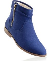 John Baner JEANSWEAR Bottines bleu chaussures & accessoires - bonprix