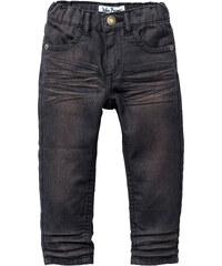 John Baner JEANSWEAR Pantalon skinny, T. 80-134 noir enfant - bonprix
