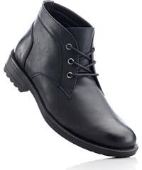 bpc selection Bottines homme noir chaussures & accessoires - bonprix