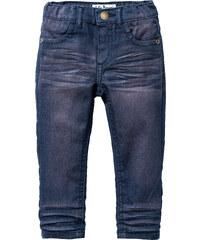 John Baner JEANSWEAR Pantalon skinny, T. 80-134 bleu enfant - bonprix