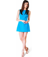 ANASTASIIA IVANOVA Mini Robe Bleu Ciel