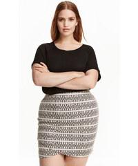 H&M+ Zavinovací sukně