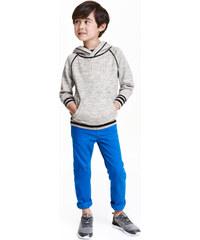 H&M Keprové kalhoty Regular fit