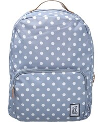 The Pack Society Tagesrucksack grey/white