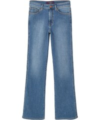 Violeta by Mango Selena - Jeans flare - blau