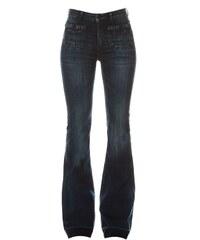Le Temps des Cerises 428 - Jeans mit Bootcut flare - blau