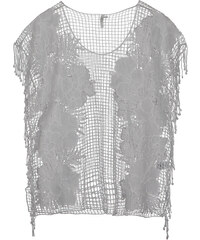 Seafolly Damen Strandtunika / Cover-Up Lace Works Kaftan