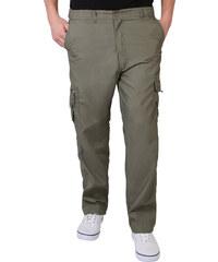 Krisp Pantalon Homme Pantalon Style Cargo Militaire Ample Confortable Combat Ca