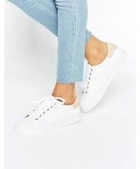 Pull&Bear - Sneakers - Rosa
