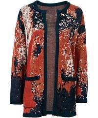 RAINBOW Pletený kabátek bonprix