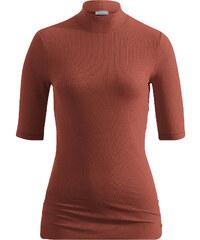 hessnatur Shirt aus Modal mit Schurwolle