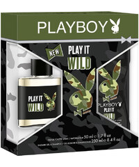 Playboy Duftset Play It Wild men 1 Stück