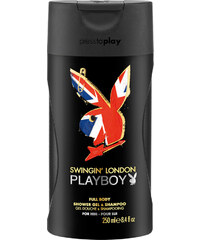 Playboy Duschgel London 250 ml