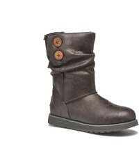Skechers - Keepsakes Leather-Esque 48367 - Stiefeletten & Boots für Damen / grau