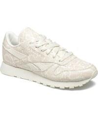 Reebok - Cl Lthr Snake - Sneaker für Damen / beige