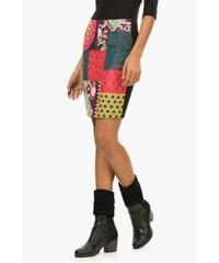Desigual barevná sukně Elodi