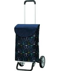 Andersen Nákupní taška na kolečkách ALU STAR SHOPPER® HAVA 115-103-90 modrá