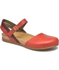 El Naturalista - Zumaia NF41 - Sandalen für Damen / rot