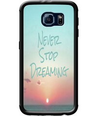 The Kase Art by Ally - Coque pour Samsung Galaxy S6 - noir