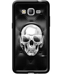 The Kase Galaxy Grand Prime G530 - Coque en cuir - noir